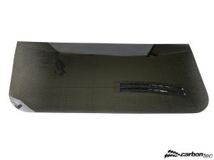 Carbon door cards Renault Megane 225 R26